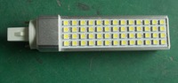 G24/E27 LED SMD lamp,52pcs 5050 SMD LED;13W