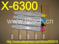 Lowest Price & Free Shipping !!!!  XEROX PHASER 6300 Compatible color toner cartridge 106R01082-106R01085 & 7000pages