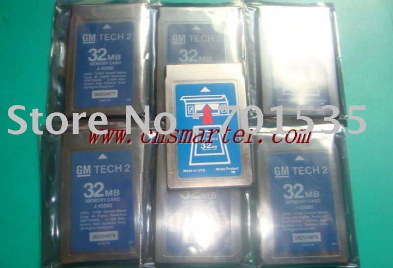 GM tech2 32mb card(China (Mainland))