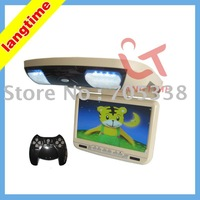 X9008D - 9 inch  car roof mount DVD player-game and USB SD card reading port