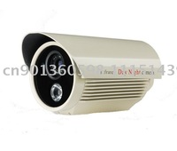 Free Shipping 540TVL 50M Infrared Array ccd Camera,security camera
