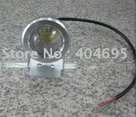 Free shipping 12V LED 10W Floodlight / sign light / Landscape / advertising lamp / led garden light 10pcs