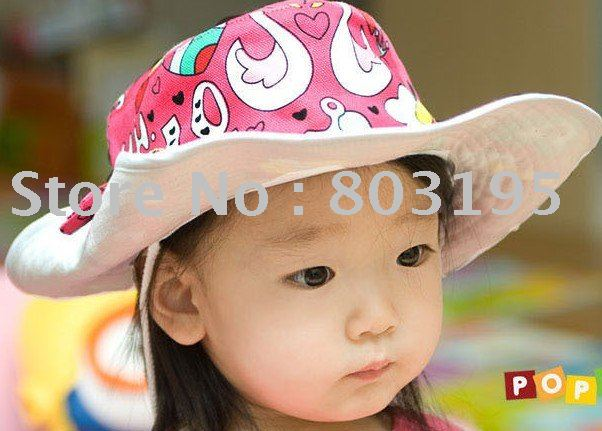 New arrival Kids Summer hat, Children cowboy hat,child FISHER CAP ,Children&#39;s hat,Baby sun hat.children cap,free shipping(China (Mainland))