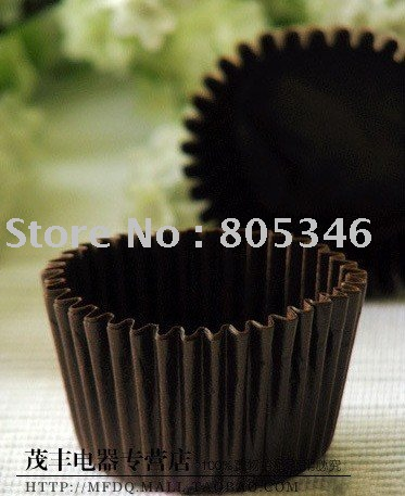 100pcs/lot paper cupcake cases cup cake cases box ,65*45*28m(China (Mainland))