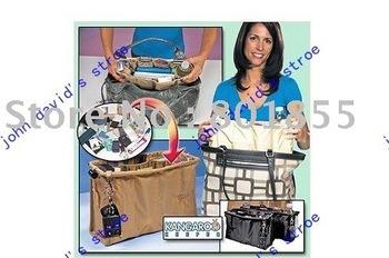 Free shipping  Storage bags,  TV product (kangaroo keeper) kangaroo keeper, cosmetic bags, the incredible bag organizer  1pc/lot