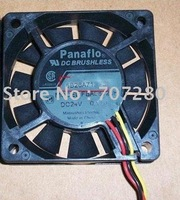 New 6cm FBA06T24H 24V 0.11A  6015 60*60*15MM Coolign Fan