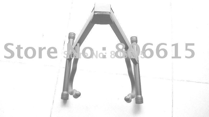 new brand Guitar stand, metal material, black color, stable foot.(China (Mainland))
