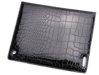 Promotion 2011 new Arrive Cayman lines 20pcs/lot leather case for Ipad 2 ipad2, case for Ipad 2 ipad2
