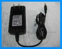 Free shipping 5PCS  DC USA 12V 2A CCTV Camera Power Adapter Supply EU Plug 100-240V AC 5.5*2.1mm