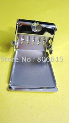 FreeShipping New arrival Banjo Tailpiece For 5 String Nickel Chrome Plate(China (Mainland))