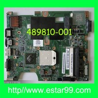 Free shipping&Compaq CQ50 for Hp G50-100 AMD CPU Motherboard 489810-001