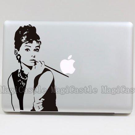 E-mail de Lyana Morgan Audrey-Hepburn-Vinyl-Decal-Protective-Laptop-Sticker-For-Apple-MacBook-Air-Pro-Humor-skin-Art-protector
