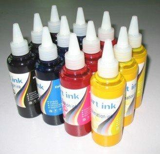 Sublimation Ink For Continuous System Epson T30/T33/T1100 BK,BK,M,Y,C
