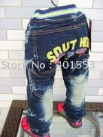 Mixed  Free Shipping Wholesale 10pc/lot children jeans,short pants,shorts baby clothing children's jeans fashion jeans/\