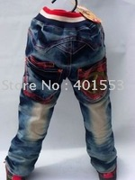 Mixed  Free Shipping Wholesale 10pc/lot children jeans,short pants,shorts baby clothing children's jeans fashion jeans/8922