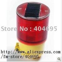 LED solar warning lights / tower signal lights / tower lights / solar warning lamps