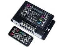 RF LED RGB controller,DC5V-DC 24V input;5A*3 channels output;P/N:LT-3800-5A