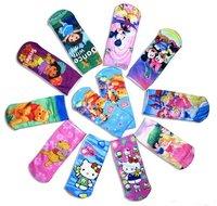 fashion socks baby socks 12pair/lot wholesale cute cartoon design socks