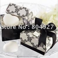 "KATE ASPEN wedding gift of ""Sweet Heart"" Heart-Shaped Scented Soap, 100PCS/LOT wedding favor"