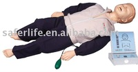 New child CPR Trainng Manikin Training model AED Training with displaer
