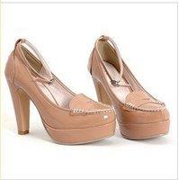 Туфли на высоком каблуке high quality fashion Platform Pumps Sexy High Heels shoes Lady Shoes Dilys store Y1023