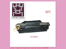 Brand new Compatible Black toner cartridge CC388A 388A  88A for LaserJet P1007 P1008