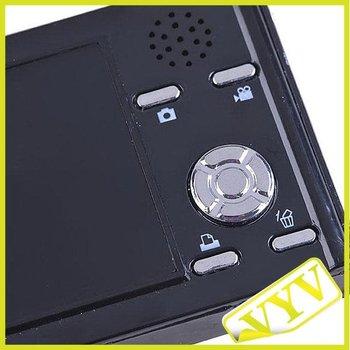 Magic Shock-Your-Friend Electrostatic Dummy Digital Camera Funny Trick Practical Joke Prank Gift - free shipping