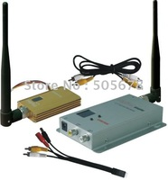 Long distance wireless audio video transmitter 1.2GHz 1500mW