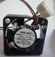 NMB 3010 1204KL-04W-B59 12V 0.12A cpu cooler Cooling Fan