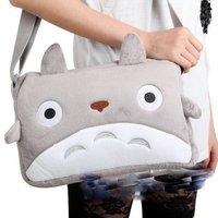 My Neighbor Totoro Plush School messenger Bag Purse #b