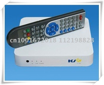 KSTV K-555 HongKong/Taiwai/China IPTV HDTV network TV STB free shipping