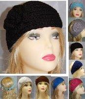 free shipping mix color 50pcs headbands woman headbands for lady stretch sequin headband