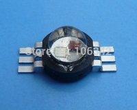 The Cheapest 3watt RGB  Power LED   with CE&ROCHS 5PCS/LOT