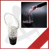 EMS/DHL free shipping ,50PCS/LOT Mini Wine Aerator, Wine Decanter, Magic Decanter WHOLESALE