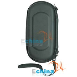 Black Hard Carry Case for Sony PSP 3000 Water Resistant Wholesale and Freeshipping 300 pcs