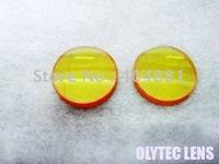 ZnSe material co2 focusing lens, 18mm diamter, 38.1mm focus length, HR coating