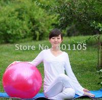 FREE shipping 10pcs/lot 95cm PCV Yoga ball/Gym ball/anti-burst ball/fitness ball