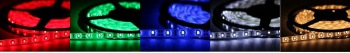 RGB Flash SMD 5050 LED Strip Lighting
