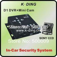 1ch Mini DVR system, Vehicle DVR system, Mobile DVR Camera, Car Camera system