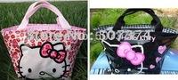 Pretty Hello kitty cute lunch bag 2PCS #XX