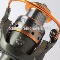 Retail fishing gear fishing line round metal shaft TEP300 5 fish specials round