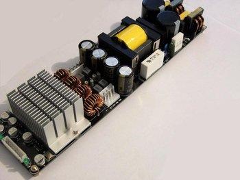 4CHANNEL CLASS D +SMPS 400W PRO AUDIO AMPLIFIER MODULE ,4CH OR2CH OR 2.1CH SET EASILY