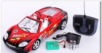 Toy car model charging four-channel remote car 1:12 car remote car J1 simulation