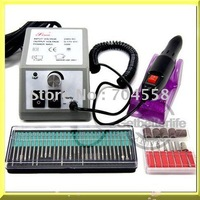 High quality 298 Electric Nail drill manicure machine with CE Free shipping&Cleanrance