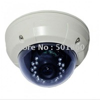 1/3 Sony 760H Exview Super HADII CCD 650tvl ir dome camera