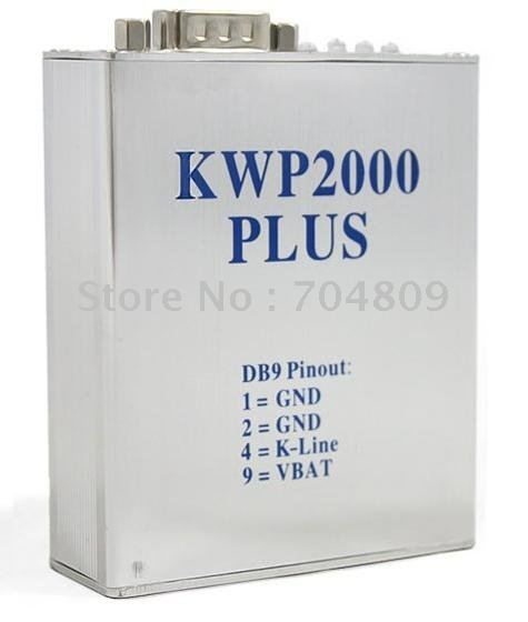KWP2000 ECU Plus Flasher with factory price on promotion(China (Mainland))