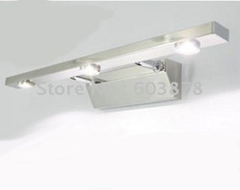 Attractive Modern  Stainless Steel wall lamp, LED lamp, Picture lamp, Furniture lamp, free shipping hot sale