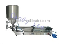 piston filler for sauce,jam, honey,liuqid