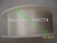 0.75mm Fiber Optics,Length:2700m.Optic fiber for led lighting,decoration ceiling pool windows wall home or DIY.PMMA,high quality