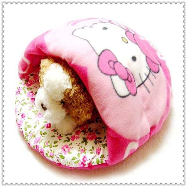 tamanho grande 60*60*45cm rosa forma de chinelos pet house/cão cama/tapete de estimação(China (Mainland))